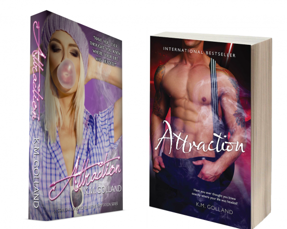 Attraction – A Temptation Series Standalone Novel
