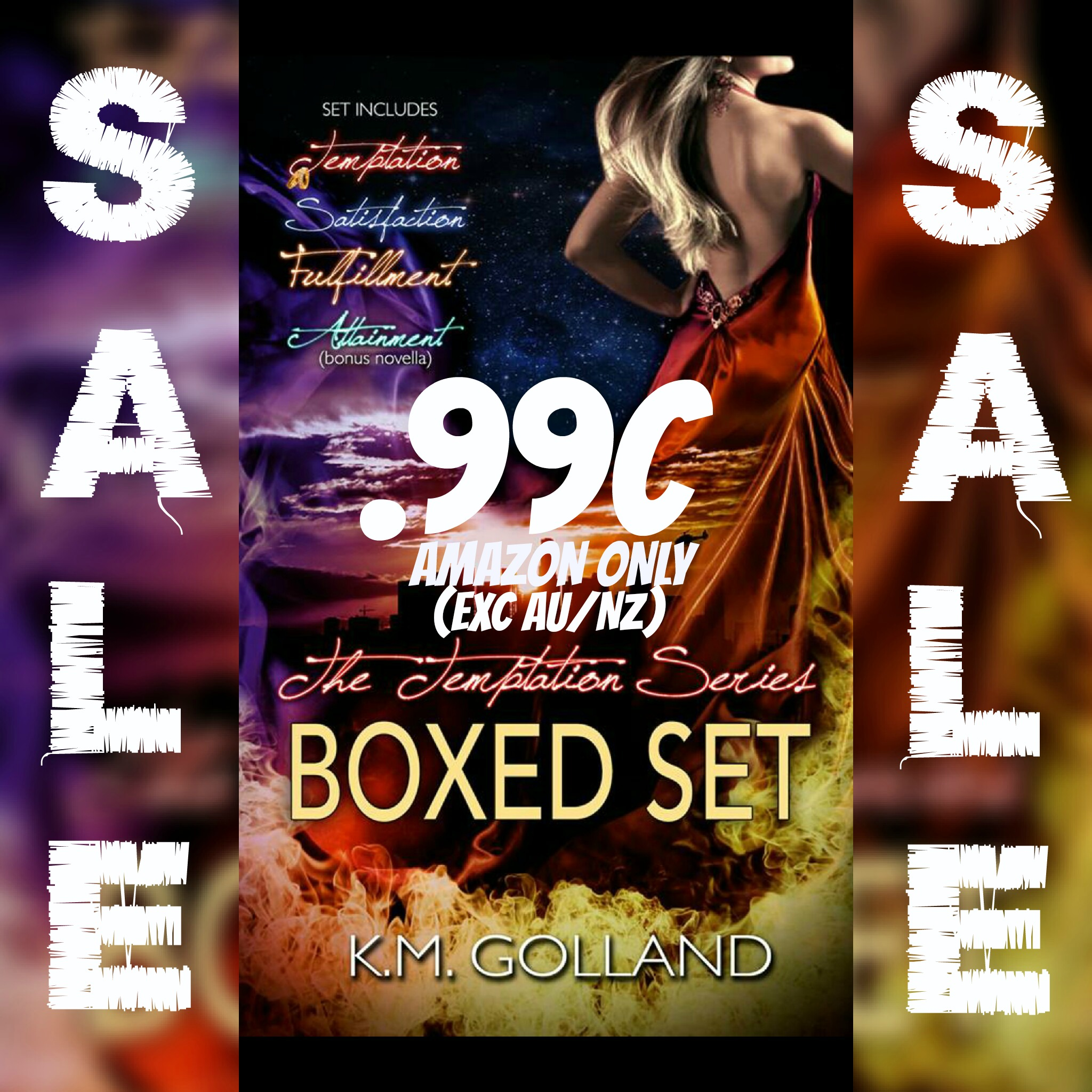 BOXED SET SALE