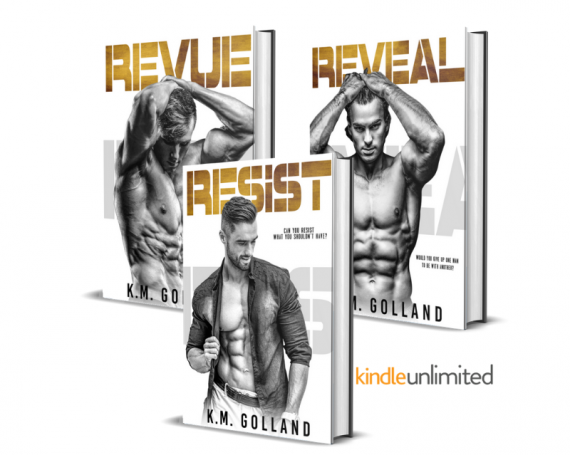 WILD NIGHTS: Revue, Reveal, Resist.           (Erotic, Contemporary Romance)